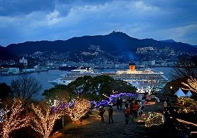 「光の競演」中町雅典